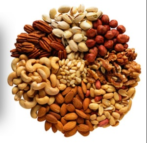 I'm nuts for nuts!