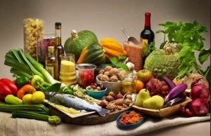 The food I love to eat, and it's healthy too!
