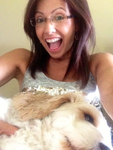 Lap time with Chewie makes me happy! And I'm not the only one- read on!
