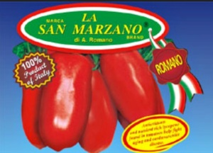 Couldn't live without my San Marzano tomatoes!
