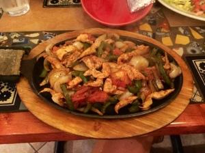Fajitas- a healthy and flavorful option!
