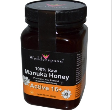 The kind of Manuka honey I currently have in my cabinet!