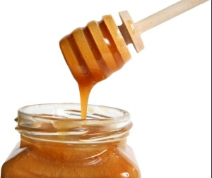 Manuka honey is primarily used in my house for cold symptoms.