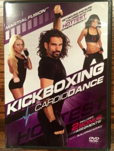 This is the first kickboxing workout I started with. It's a great beginning workout!