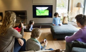 Sitting around, watching TV- can actually be HAZARDOUS to your health!!