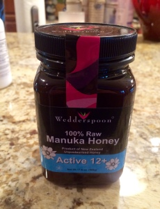 Love my Manuka honey!