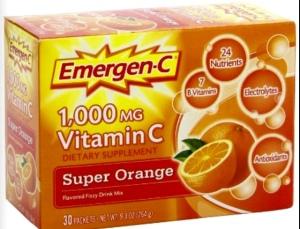 Love me some Emergen-C!