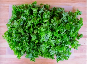 Kale- a superfood!