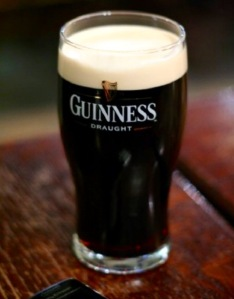 Guiness is a healthy beer!