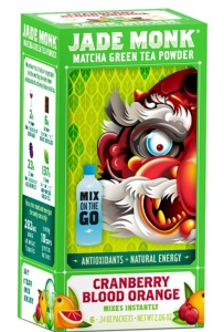 The Matcha green tea I am drinking- and I highly recommend it!