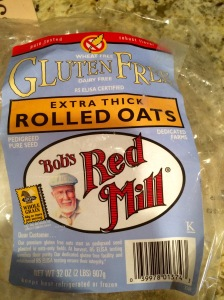 Gluten free oats are a must for my family!