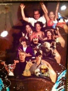 Past Disney trip, modified with a few extra faces by my Honey!