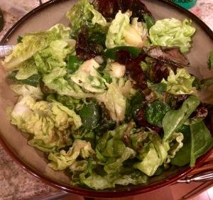 The best salad I've ever made- REALLY!