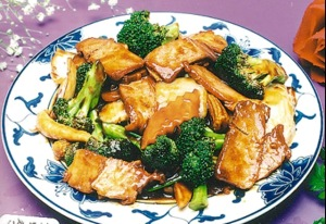 Delicious (and healthy) Chinese food!