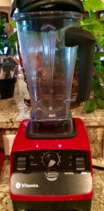 You can use a food processor also, but I don't know how to use mime (too many blades and attachments) so I always use my blender!