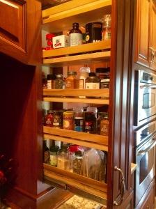 My spice rack- I love it!