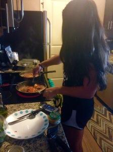 Jandan cooking2